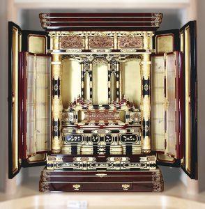 伝統的工芸品江州壇