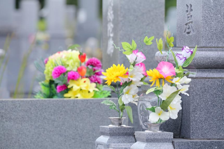 墓地イメージ画像
